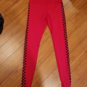 Forever21 red size small leggings